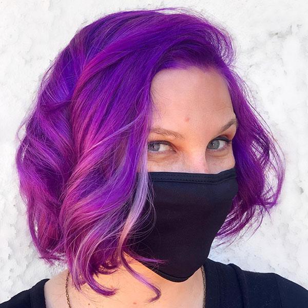 Pretty Short Hair Ideas