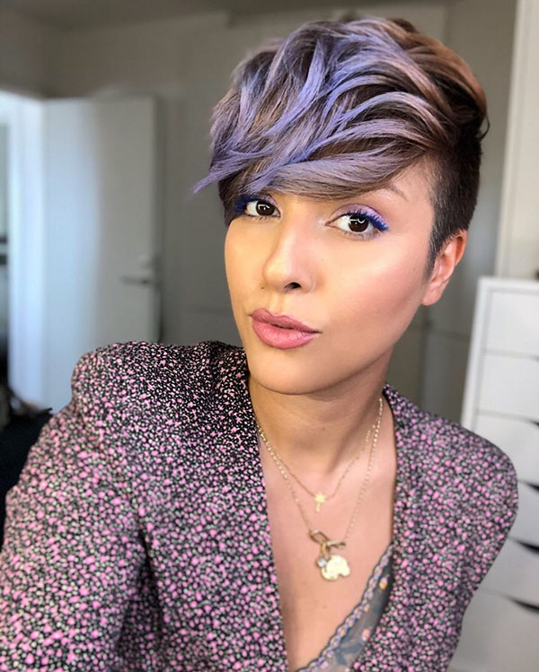 Hair Color Images For Short Hair