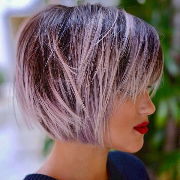 Orange Hair For Short Hair