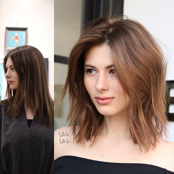 Short Sleek Haircuts