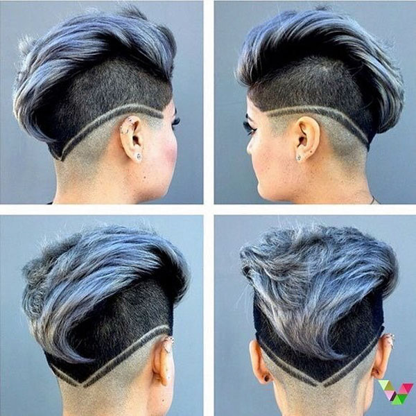 Short Haircut Ideas For Thick Hair