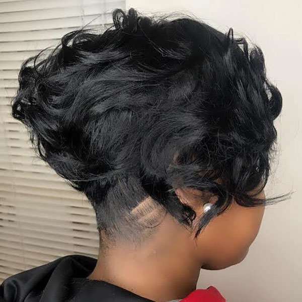 Pictures Of Short Hairstyles For Black Women