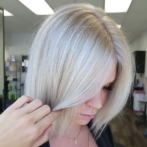 Best Light Blonde Short Hair
